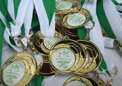 Medailles Westland voor Afrika