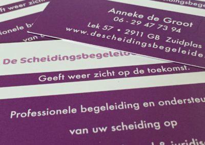 Logo & Visitekaartje (ontwerp & drukwerk)