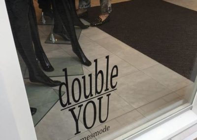 double you