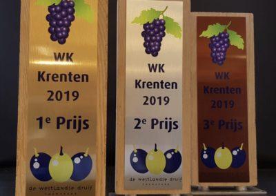 Awards via Domburg Sportprijzen